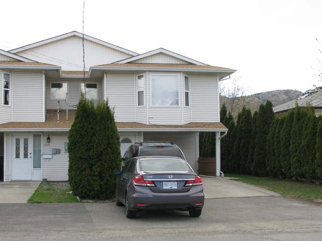Main Photo: 1993 SUNNYCREST Avenue in : Brocklehurst Half Duplex for sale (Kamloops)  : MLS®# 139796