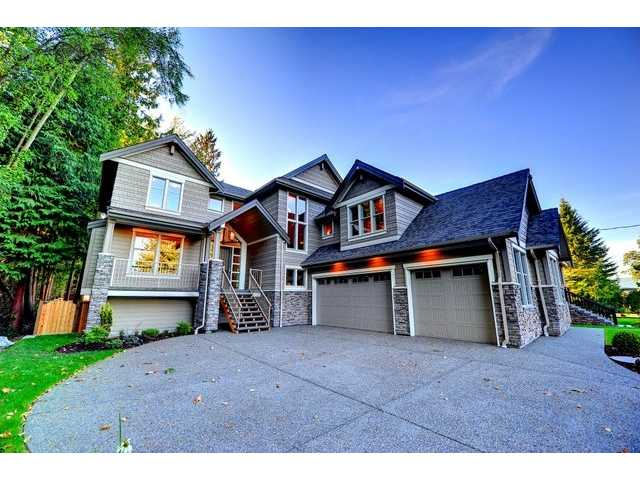 "Main Photo: 976 KELVIN Street in Coquitlam: Harbour Chines House for sale in ""THE ELITE SERIES"" : MLS®# V972377"