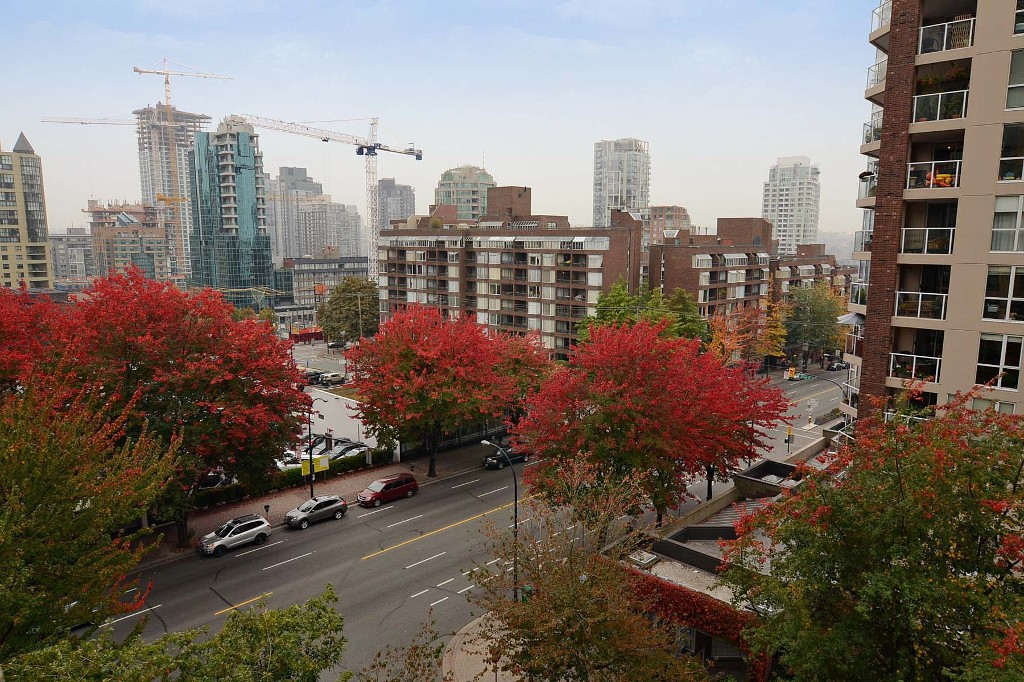 Photo 11: 706 1003 BURNABY Street in Vancouver: West End VW Condo for sale (Vancouver West)  : MLS(r) # V977698