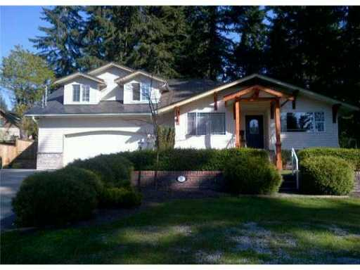 Main Photo: 11 MAPLE Court: Anmore House for sale (Port Moody)  : MLS(r) # V989526