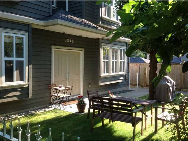 Main Photo: 1848 ISLAND Avenue in Vancouver: Fraserview VE House for sale (Vancouver East)  : MLS® # V998679