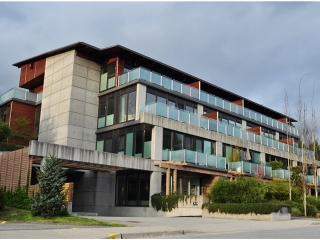 "Main Photo: 401 650 EVERGREEN Place in North Vancouver: Delbrook Condo for sale in ""THE BROOK"" : MLS(r) # V1000043"