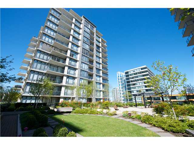"Main Photo: 508 7360 ELMBRIDGE Way in Richmond: Brighouse Condo for sale in ""FLO"" : MLS® # V1005719"