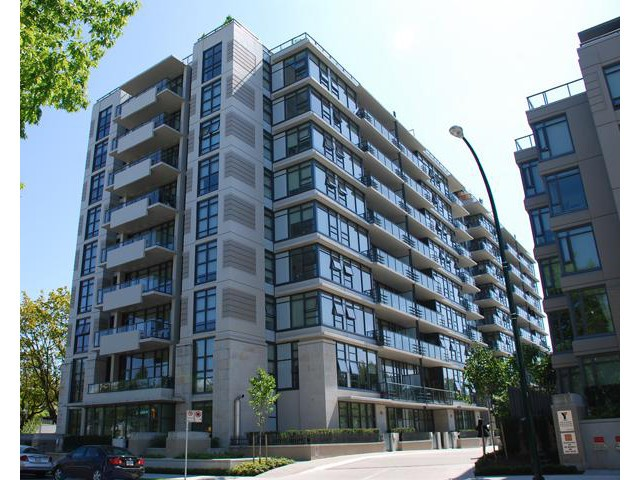 "Main Photo: 205 2851 HEATHER Street in Vancouver: Fairview VW Condo for sale in ""TAPESTRY"" (Vancouver West)  : MLS® # V1015196"