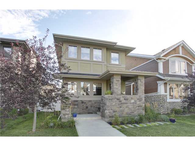 Main Photo: 89 JOSEPH MARQUIS Crescent SW in CALGARY: Garrison Green Residential Detached Single Family for sale (Calgary)  : MLS® # C3586032