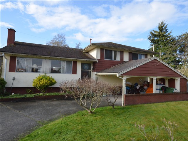 Main Photo: 8651 FAIRWAY RD in Richmond: Seafair House for sale : MLS®# V1014204