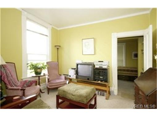 Photo 5: 1312 Stanley Avenue in VICTORIA: Vi Downtown Single Family Detached for sale (Victoria)  : MLS® # 238046