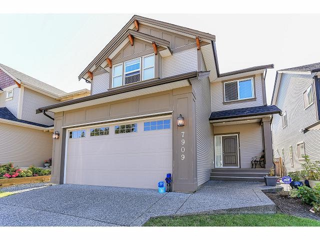 Main Photo: 7909 211B Street in Langley: Willoughby Heights House for sale : MLS® # F1416510