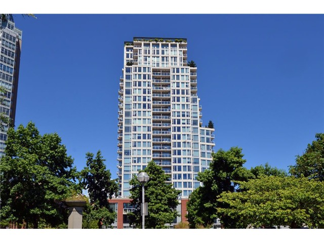 Main Photo: 1505 505 Talyor Street in Vancouver: Downtown Condo for sale (Vancouver West)  : MLS® # V1074531
