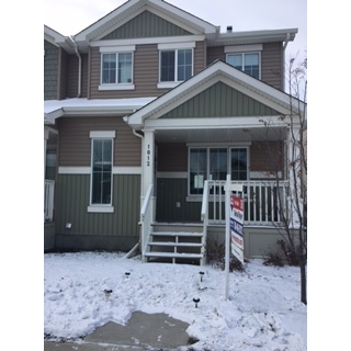 Main Photo: 1012 watt Promenade in edmonton: House Half Duplex for sale : MLS(r) # e4036278