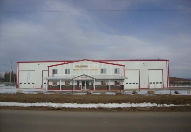 Main Photo: 3721 33 Street in Whitecourt: Industrial for lease : MLS® # 42906