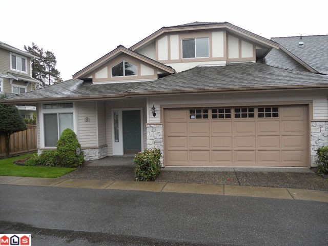 Main Photo: 29 16325 82ND Avenue in Surrey: Fleetwood Tynehead Townhouse for sale : MLS(r) # F1211194