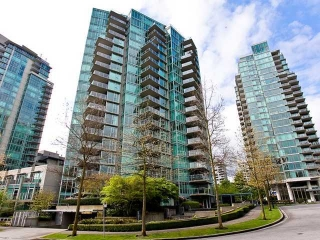 Main Photo: 501 1650 BAYSHORE Drive in Vancouver: Coal Harbour Condo for sale (Vancouver West)  : MLS® # V982693