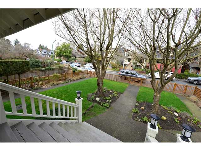 Photo 2: 3452 W 3RD Avenue in Vancouver: Kitsilano Townhouse for sale (Vancouver West)  : MLS® # V991489