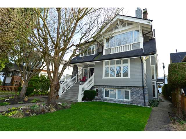 Main Photo: 3452 W 3RD Avenue in Vancouver: Kitsilano Townhouse for sale (Vancouver West)  : MLS® # V991489