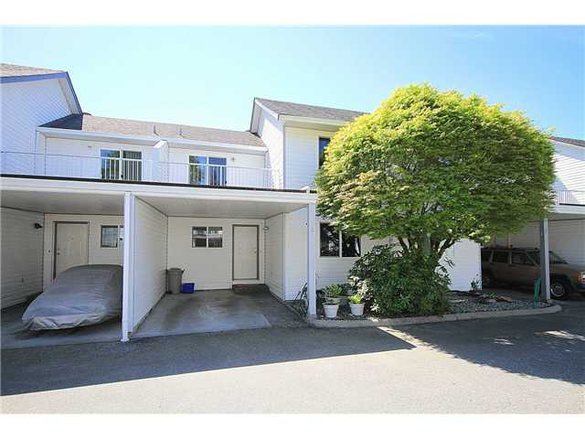 Main Photo: # 3 12070 207A ST in Maple Ridge: Northwest Maple Ridge Townhouse for sale : MLS®# V1005637