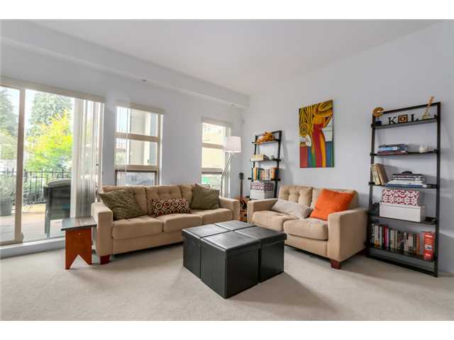 "Photo 2: 119 738 E 29TH Avenue in Vancouver: Fraser VE Condo for sale in ""CENTURY"" (Vancouver East)  : MLS® # V1074241"