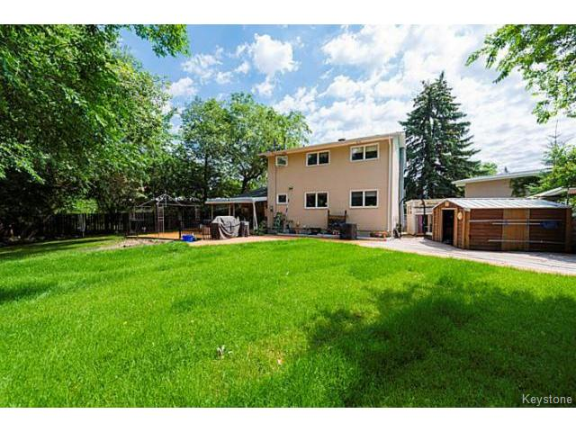 Photo 20: 5 McMurray Bay in WINNIPEG: St Vital Residential for sale (South East Winnipeg)  : MLS(r) # 1417818