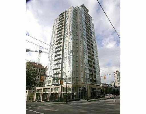 Main Photo: 608 1010 RICHARDS ST in Vancouver: Downtown VW Condo for sale (Vancouver West)  : MLS® # V536855