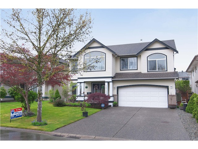 Main Photo: 12142 201B ST in Maple Ridge: Northwest Maple Ridge House for sale : MLS® # V1059196