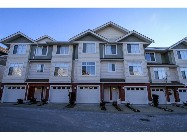 Main Photo: 59 19480 66 in Surrey: Clayton Townhouse for sale : MLS® # F1427892