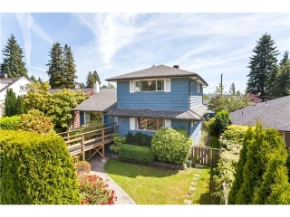 Main Photo: 1246 Kings Av in West Vancouver: Ambleside House for sale : MLS® # V1129618