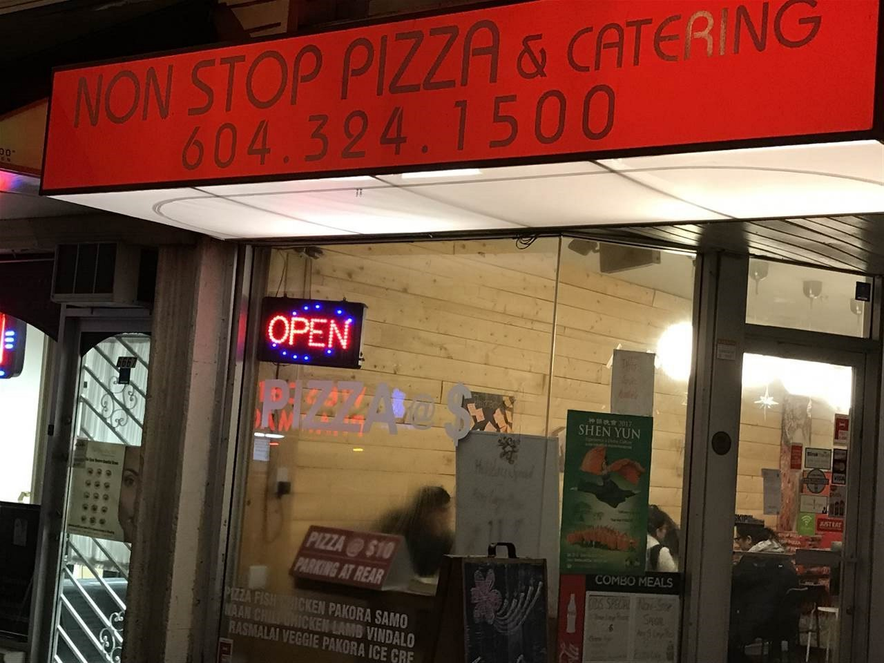 Main Photo: ~ NON STOP PIZZA ~ in : Fraser VE Business for sale (Vancouver East)  : MLS®# C8010956