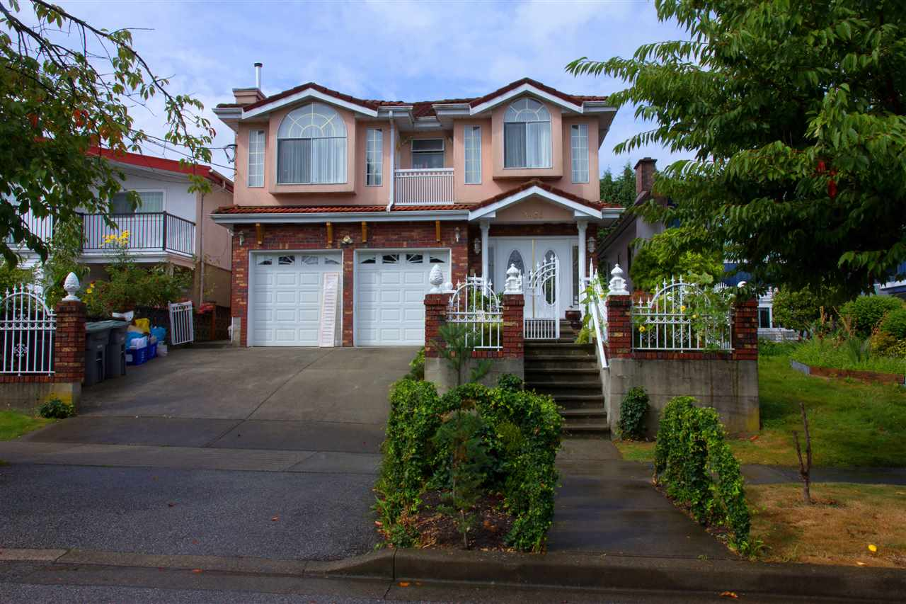 Main Photo: 4435 ST. GEORGE STREET in Vancouver: Fraser VE House for sale (Vancouver East)  : MLS®# R2135955