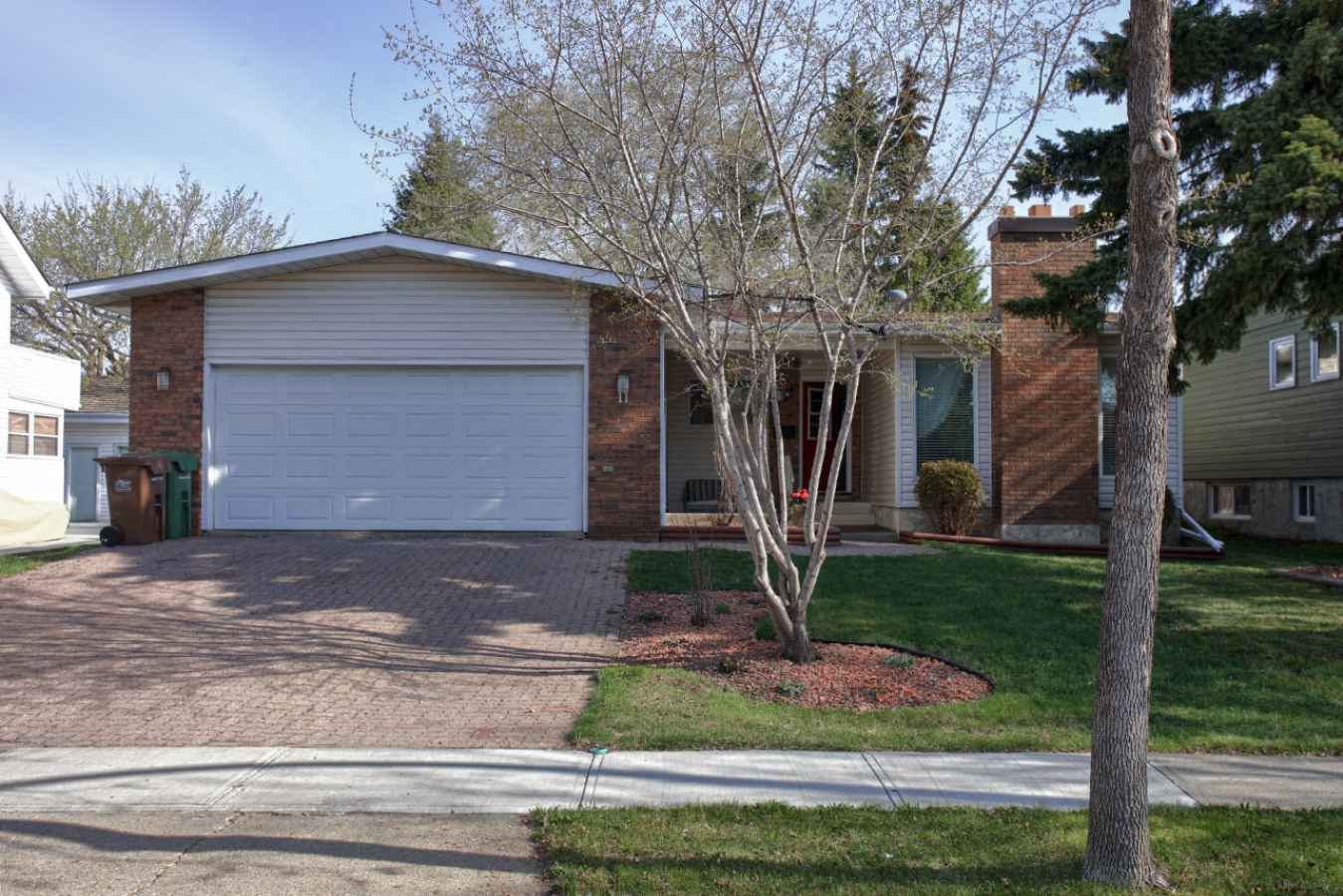 Main Photo: 11 Andrew Crescent in St. Albert: House for rent