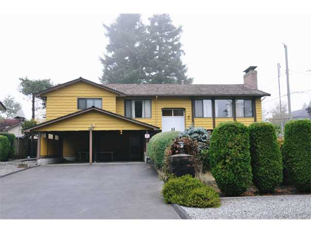 Main Photo: 618 LINTON Street in Coquitlam: Central Coquitlam House for sale : MLS® # V976174