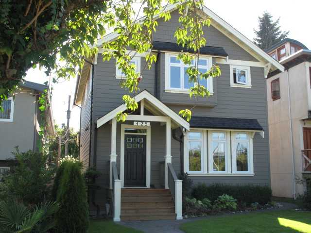 "Main Photo: 428 E 34TH Avenue in Vancouver: Fraser VE House for sale in ""Main Street"" (Vancouver East)  : MLS®# V1026641"