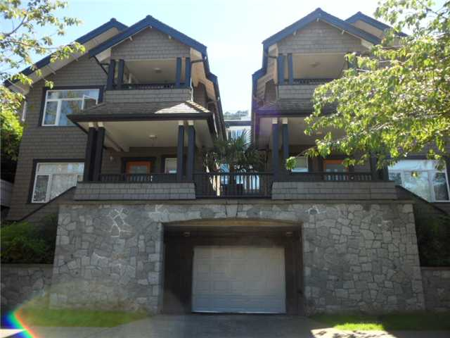 Main Photo: 1168 W 7TH Avenue in Vancouver: Fairview VW Townhouse for sale (Vancouver West)  : MLS® # V1027832
