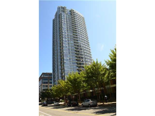 Main Photo: 1709 928 Beatty Street in Vancouver: Yaletown Condo for sale (Vancouver West)  : MLS® # v1044695