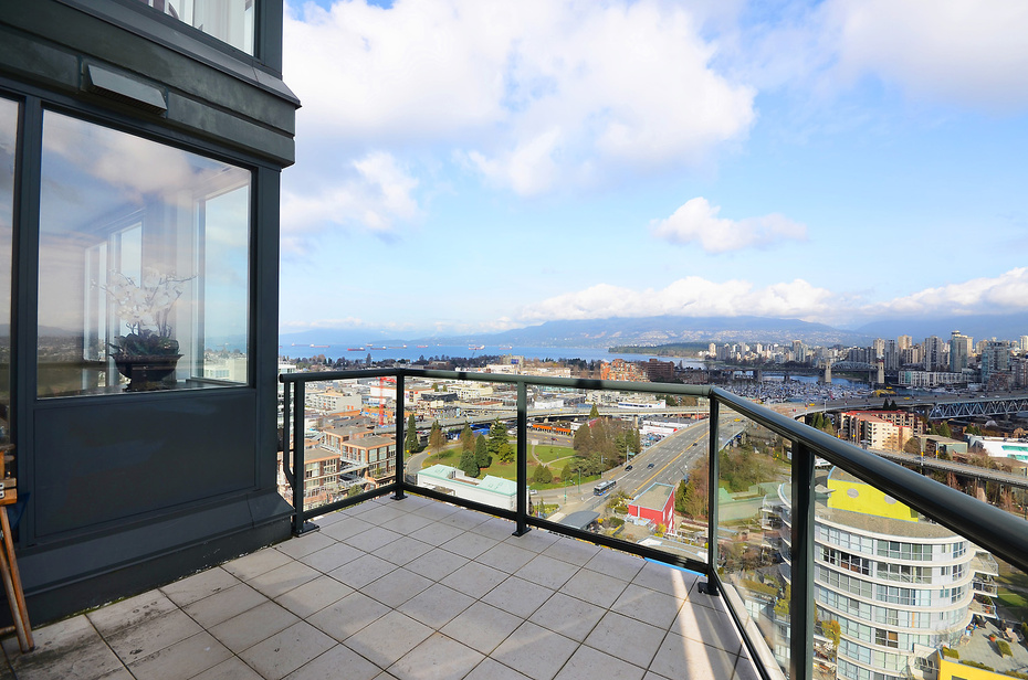 Photo 7: 1701 1483 W 7 Avenue in Vancouver: Fairview VW Home for lease (Vancouver West)