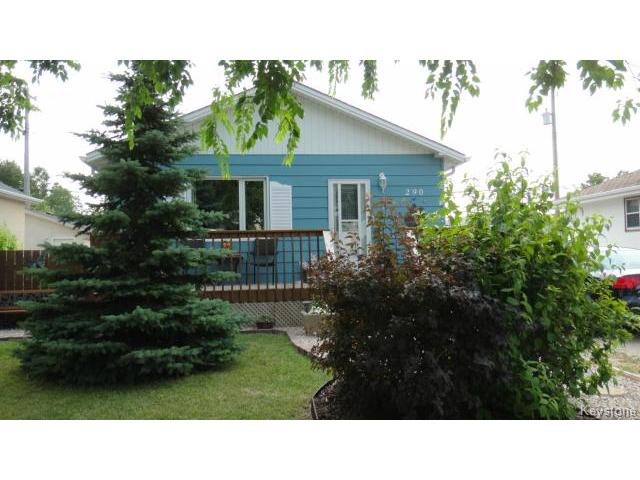 Main Photo: 290 Sutton Avenue in WINNIPEG: North Kildonan Residential for sale (North East Winnipeg)  : MLS® # 1420374