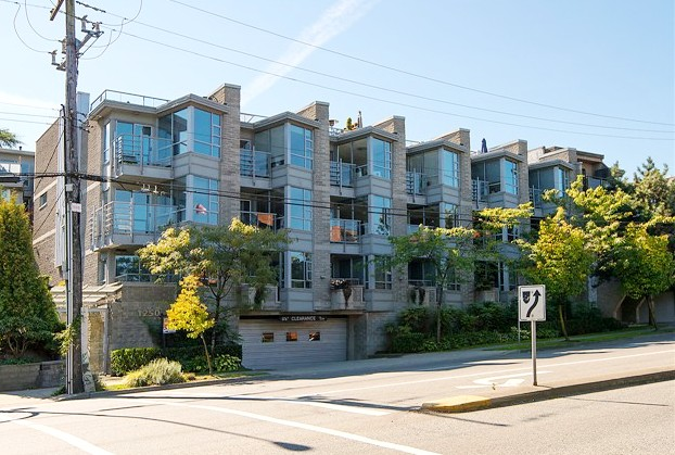 Main Photo: 2 1250 W 6th Avenue in Vancouver: Fairview VW Townhouse for sale (Vancouver West)  : MLS® # V1085151