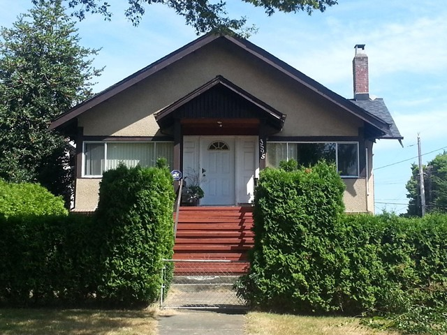 Main Photo: 3595 Monmouth Street in Vancouver: Collingwood VE House for sale (Vancouver East)  : MLS®# V1099332