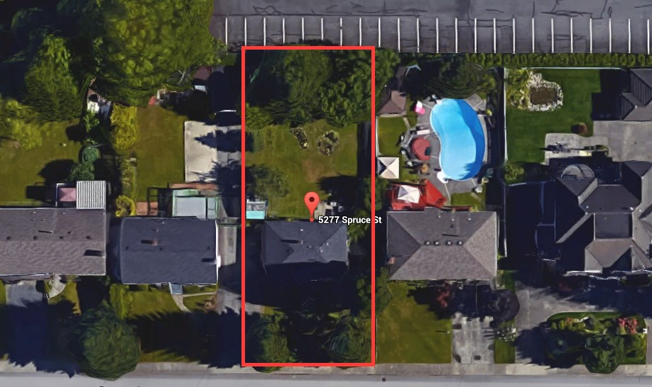 Main Photo: 5277 SPRUCE STREET in Burnaby: Deer Lake Place House for sale (Burnaby South)  : MLS® # R2058160