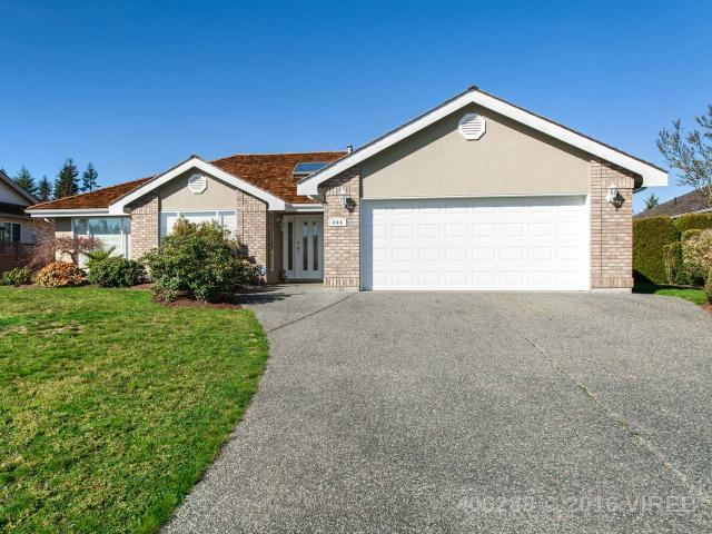 Main Photo: 806 Tribune Place in Qualicum Beach: Z5 Parksville House for sale (Zone 5 - Parksville/Qualicum)  : MLS® # 406288
