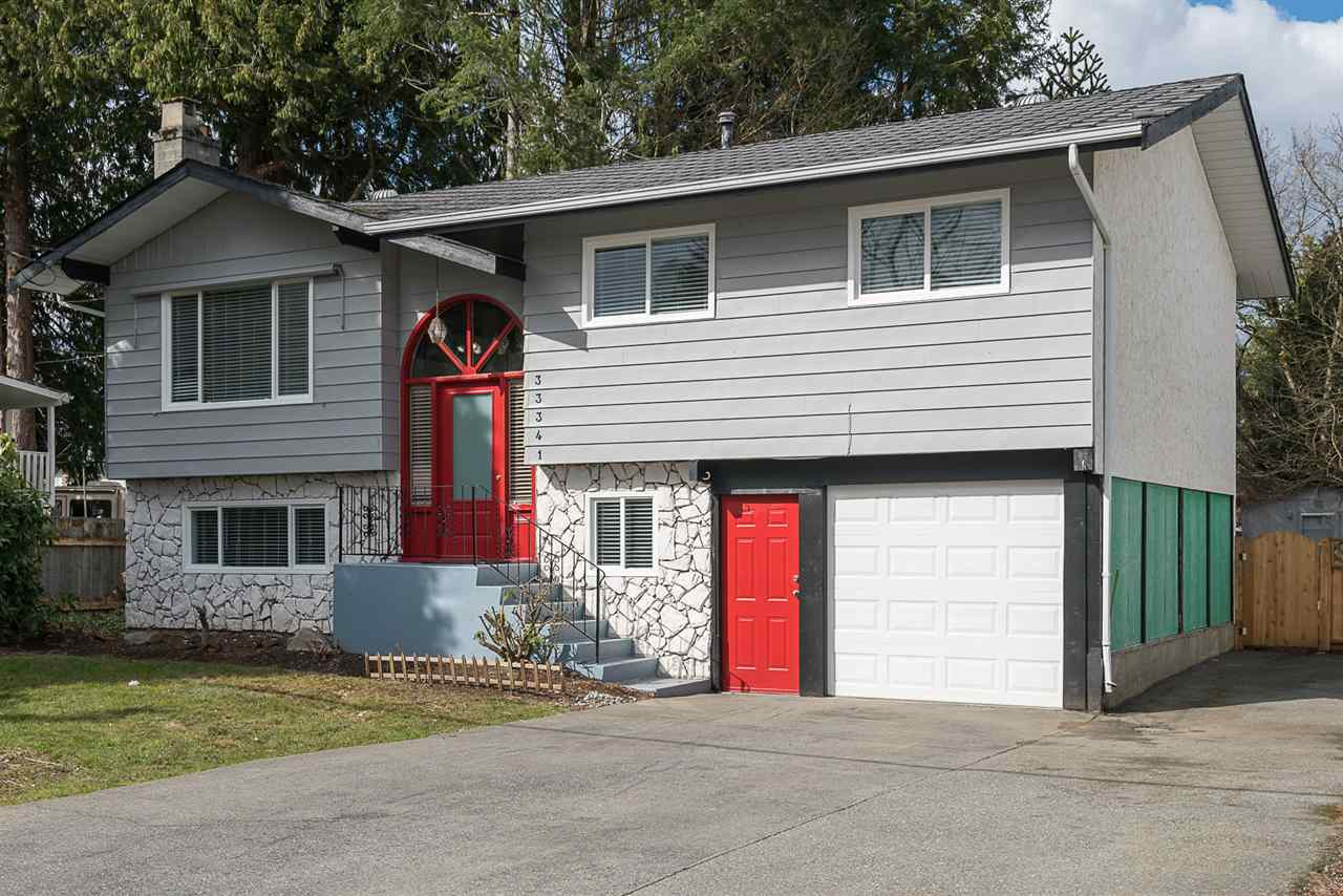Main Photo: 33341 WHIDDEN AVENUE in Mission: Mission BC House for sale : MLS® # R2151062