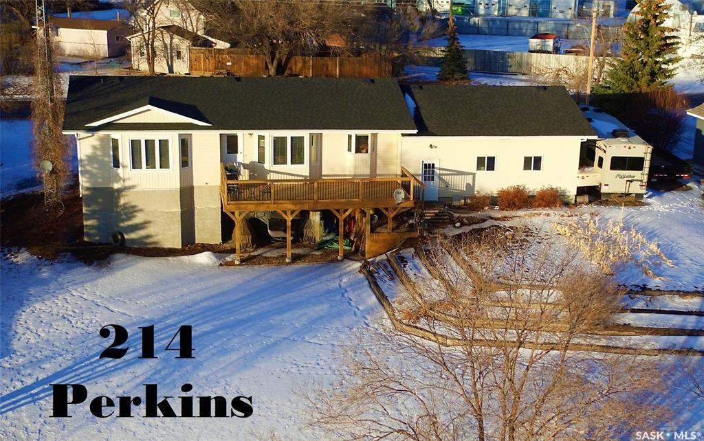 FEATURED LISTING: 214 Perkins Street Estevan