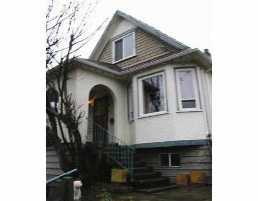 Main Photo: 319 ALBERTA ST in New Westminster: Sapperton House for sale : MLS®# V519262