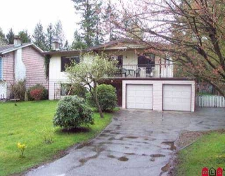 Main Photo: 3720 204TH ST in Langley: Brookswood Langley House for sale : MLS® # F2606836