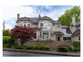 Main Photo: 1158 ARBUTUS Street in Vancouver: Kitsilano Townhouse for sale (Vancouver West)  : MLS(r) # V1007596