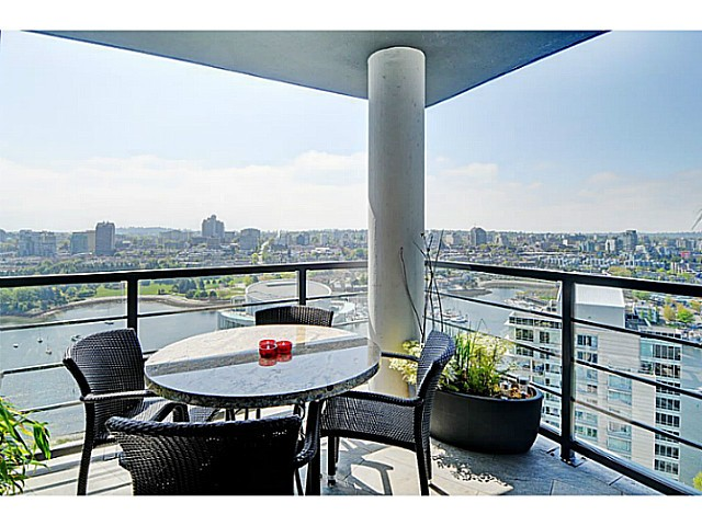 Main Photo: # 2905 1483 HOMER ST in Vancouver: Yaletown Condo for sale (Vancouver West)  : MLS® # V1008662