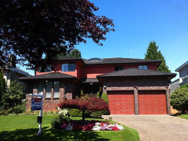 Main Photo: 1041 W 53RD Avenue in Vancouver: South Granville House for sale (Vancouver West)  : MLS® # V1015810