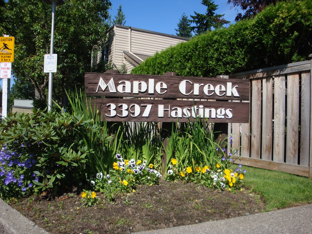 Main Photo: 27 3397 Hastings Street in Maple Creek: Home for sale