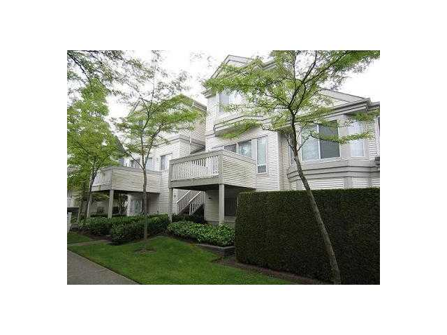 Main Photo: # 22 12891 JACK BELL DR in Richmond: East Cambie Condo for sale : MLS® # V1034902