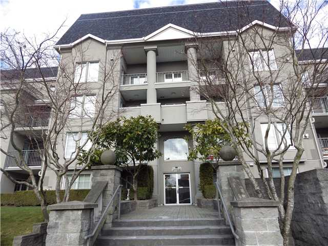 Main Photo: # 413 1669 GRANT AV in Port Coquitlam: Glenwood PQ Condo for sale : MLS®# V1049545