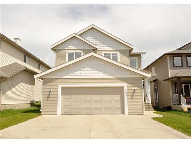 Main Photo: 461 EVANSTON View NW in CALGARY: Evanston Residential Detached Single Family for sale (Calgary)  : MLS® # C3625030
